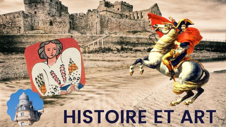 histoire de france et art france
